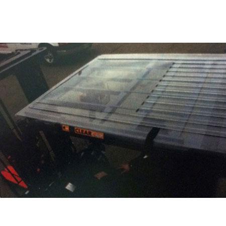 Forklift Clear Cap