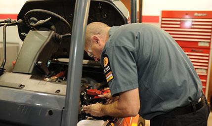 Maintenance, safety, service, forklift, toyota, training, reduce costs, safety program